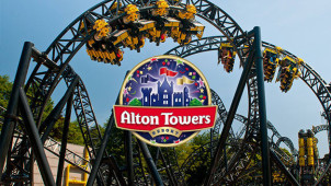 40% Off Tickets at Alton Towers