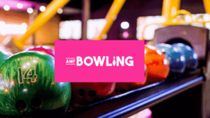 Kids Eat, Drink & Bowl from £6 at AMF Bowling