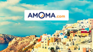 £15 Gift Card with Upfront Booking Over £150 at AMOMA.com