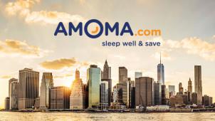 5% Off Hotel Bookings at AMOMA.com