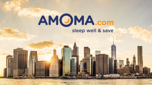 5% Off Selected Hotel Bookings at Amoma