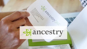 25% Off Ancestry DNA Kit at Ancestry UK