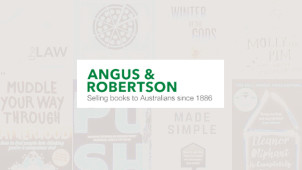 Free Delivery on Orders Over $60 at Angus & Robertson