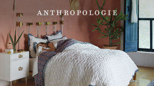 20% Off Home Orders at Anthropologie