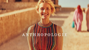 Extra 20% Off Sale Orders at Anthropologie