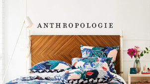 Free Delivery on Orders Over £75 at Anthropologie