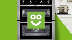 £10 Off Kitchen Appliances Orders Over £349 at ao.com