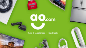 £10 Off Kitchen Appliances Over £349 at ao.com