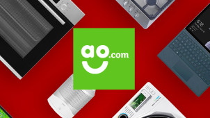 £100 Off Large Appliance Orders Over £999 at ao.com
