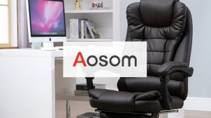 12% Off First Orders Over £100 at Aosom