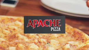 Any Large Pizza €9.99 at Apache Pizza