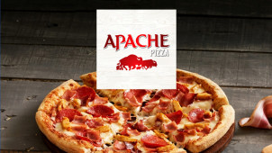 Really Big Deal for Only €22 at Apache Pizza