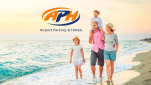 Extra 12.5% Off Plus Up to 35% Off Online Bookings at APH - Airport Parking & Hotels