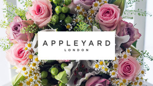 50% Off Selected Couture Bouquets this Black Friday at Appleyard Flowers