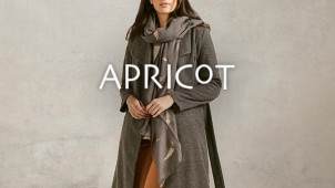 Free Delivery on Orders at Apricot