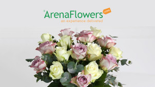 15% Off Orders Over £35 at Arena Flowers