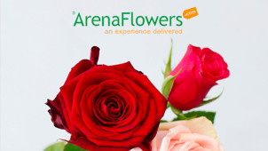 20% Off Selected Orders at Arena Flowers