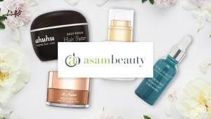Bis zu 35% Rabatt auf Beauty-Geschenksets bei Asambeauty