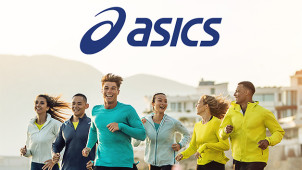 Free Delivery and Returns on Orders at Asics