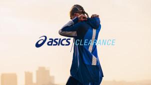 asics clearance