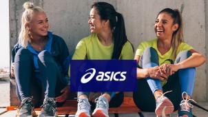 soldes Asics : 50% de réduction + 10% supplémentaire avec le code