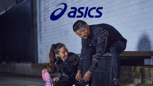 Free Delivery on Orders Over £50 at Asics