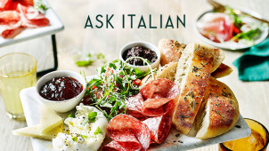 Love ASK Italian? Order Your Favourite Italian with Deliveroo and Save £2.50 Off Your First Order