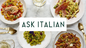 50% Off Food (Pre-Book Your Table Now) at ASK Italian