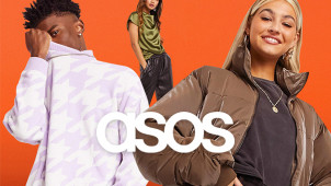 Save 20% on First Orders Over £30 at ASOS
