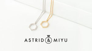 10% Off New Customers Orders with Newsletters Sign-ups at Astrid & Miyu