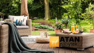 Zahradní nábytek nyní se slevou až -50% na Atan.cz