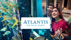 Up to 20% Off Bookings Plus Earn Triple Skywards Miles At Atlantis The Palm