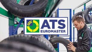 Jusqu'à 100€ offerts pour l'achat de 4 pneus Michelin chez Euromaster