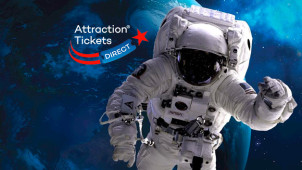 Deposits for £25pp on Florida Theme Park Bookings at Attraction Tickets Direct