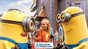 44% Rabatt für Erwachsene! Disneyland Paris Tickets - nur jetzt bei Attraction Tickets Direct