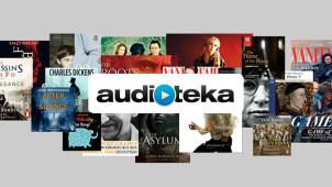Slevový kupon -100 Kč na nákup audioknih od Audioteka