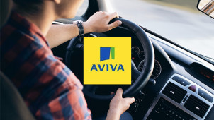 Get a £40 Gift Card with Car Insurance Orders at Aviva