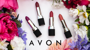 £10 Off Orders Over £40 at Avon