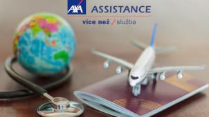 Extra slevový kupon -50% na cestovní pojištení od Axa.cz