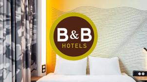 10€ de remise sur votre séjour avec B&B Hotels