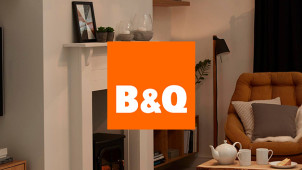 £5 Off First Orders Over £30 with Club Membership at B&Q
