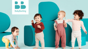 Up To $150 Off Selected Prams & Strollers | Baby Bunting Coupon