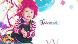 5€ Rabatt bei Newsletter-Anmeldung bei babymarkt