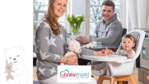 Bis zu 200€ sparen auf Kindersitze im Sale bei babymarkt.de