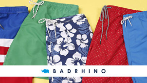 £15 Off Orders with Newsletter Sign-ups at Bad Rhino