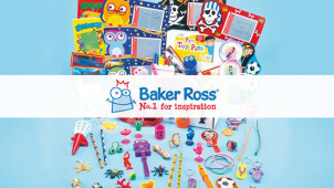 20% Off Orders Over £59 at Baker Ross