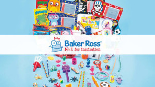 £5 Gift Card with Orders Over £200 at Baker Ross