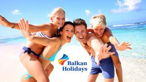 £10 Reward with Bookings Over £800 at Balkan Holidays