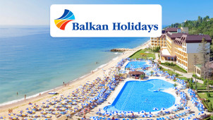 £30 Gift Card with Upfront Bookings Over £500 at Balkan Holidays
