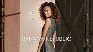 15% Off First Orders with Newsletter Sign-ups at Banana Republic